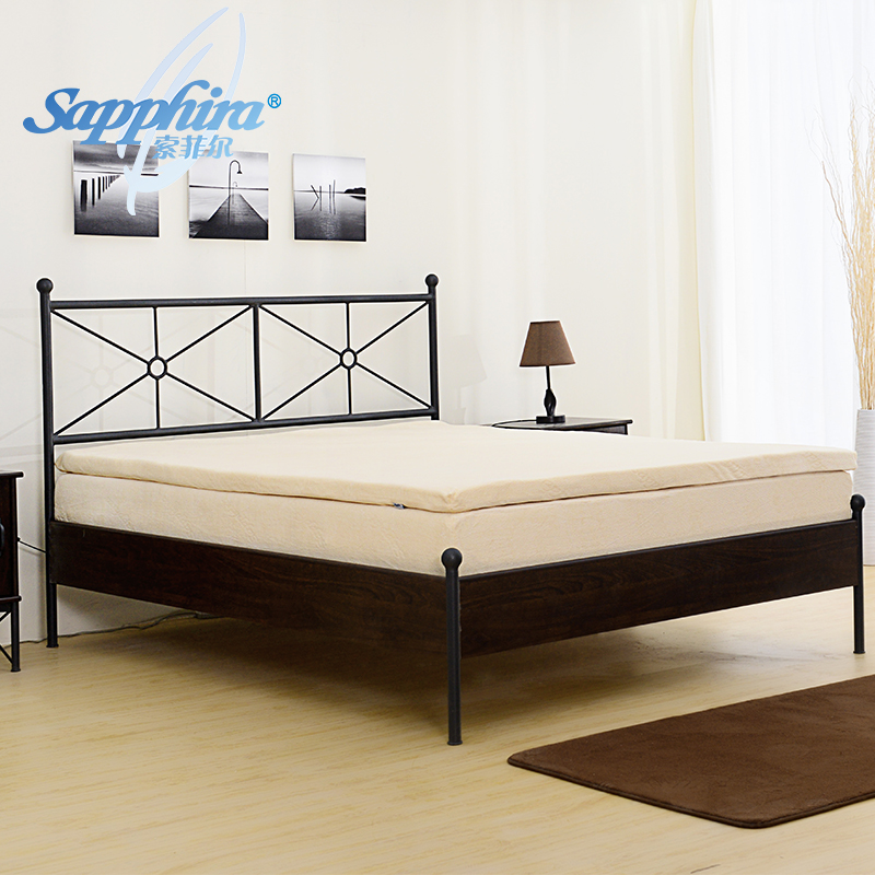 Genuine free shipping sophie sapphira seoul 5 cm single double mattress slow rebound memory foam