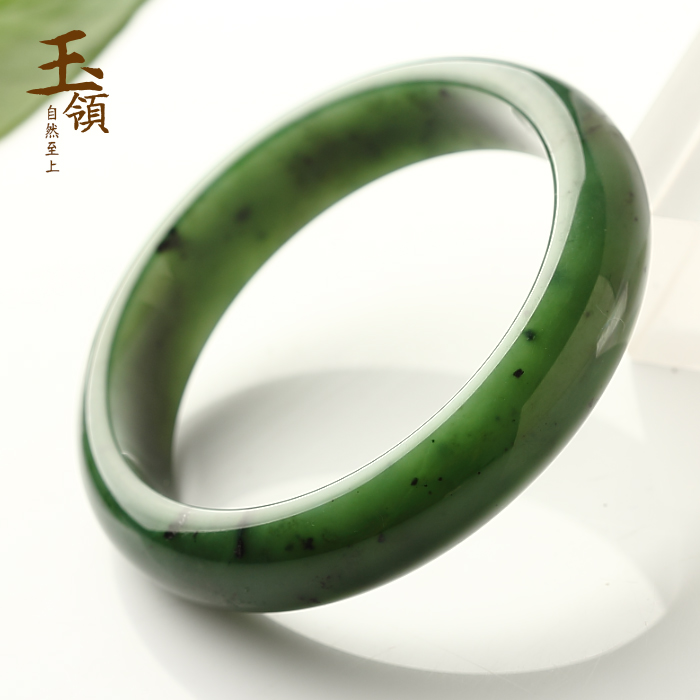 original s green product is bangles bracelet high natural jade lady burmese pure genuine