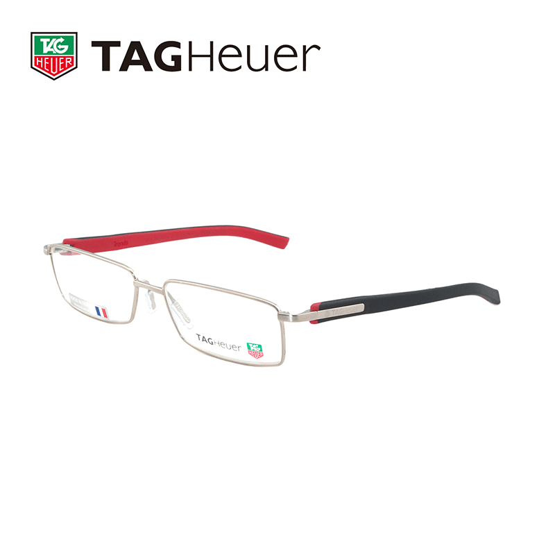 Genuine licensed tadhg tag heuer tag heuer th 8006 full frame optical frames f1 rubber