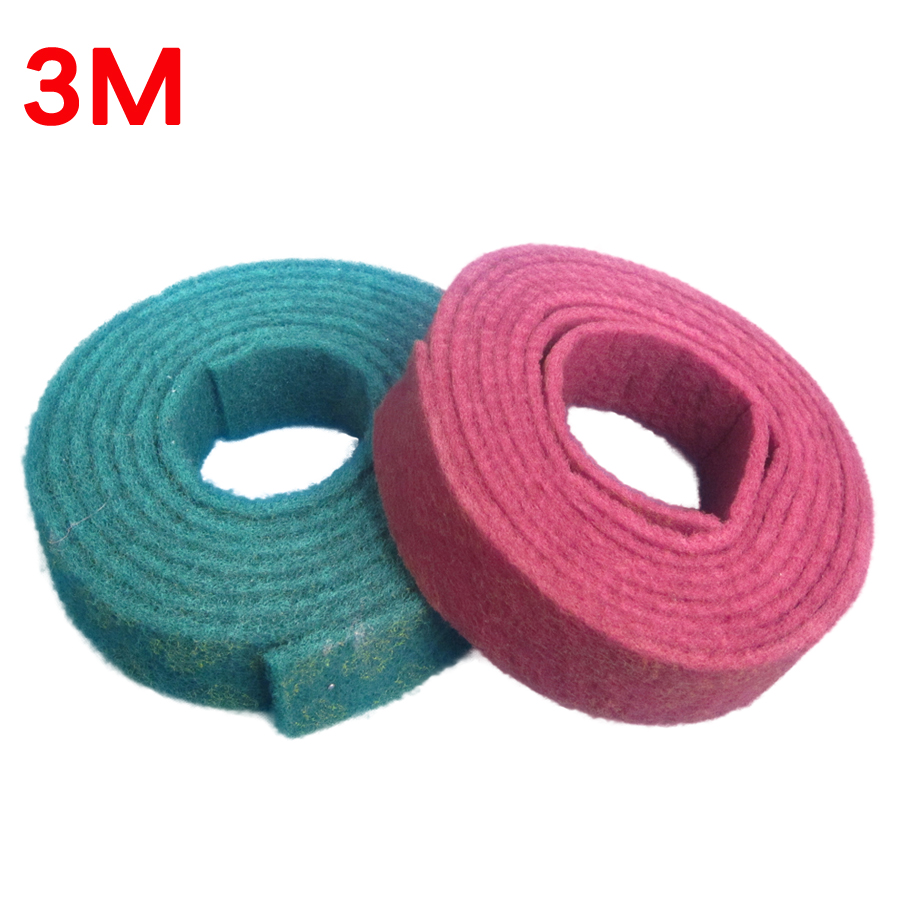 Genuine m la sibu woodworking industrial polishing scouring pad scouring sand 6 m