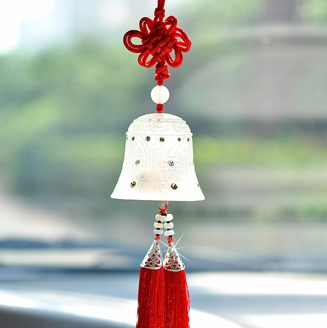 Genuine mo hua lord car pendant car ornaments crystal wind chimes wind chimes car ornaments charm