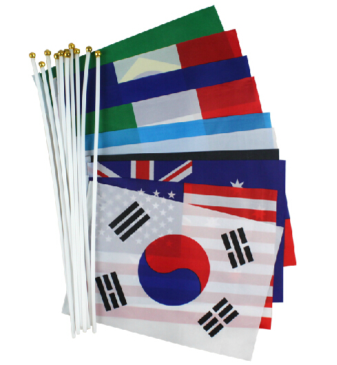 Genuine national flag flag flags of all nations of the world cup brazil british american flag australian flag states flag no. 8