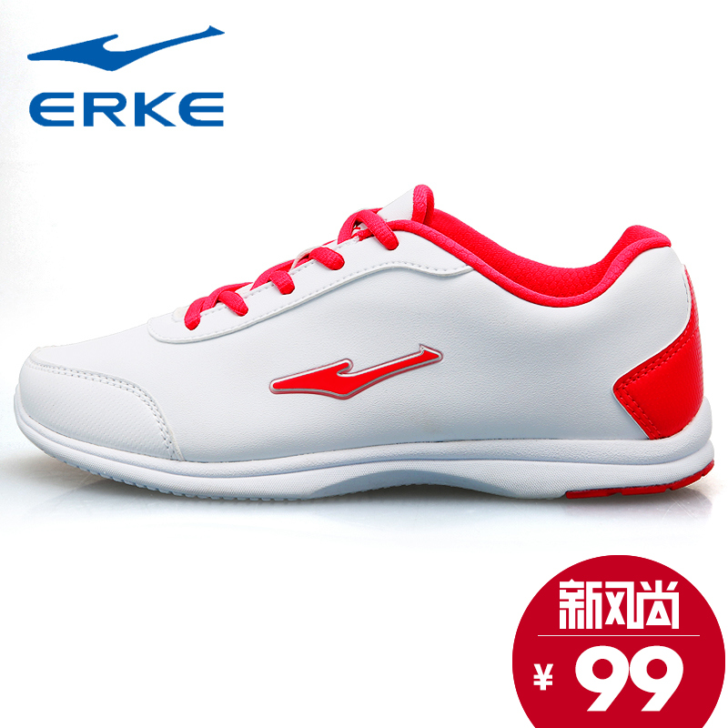 Genuine special erke erke shoes sneakers running shoes student shoes sneakers running shoes jogging shoes women with disabilities