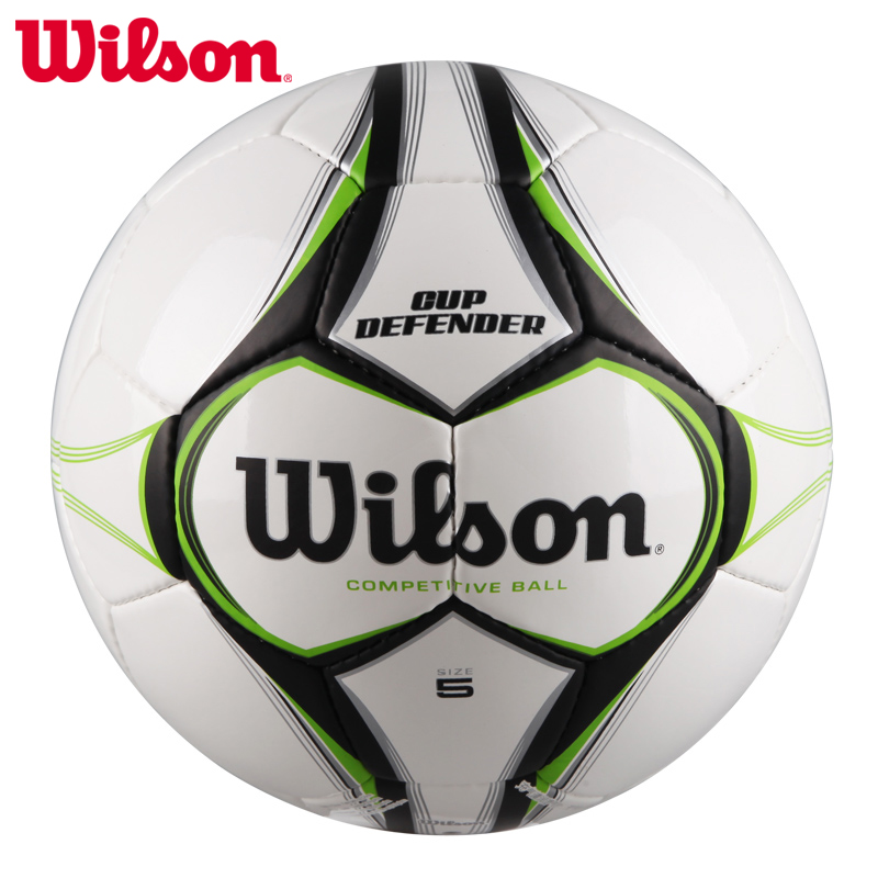 Genuine wilson professional football sew wear regular 11 people with soccer ball football soccer football on 5