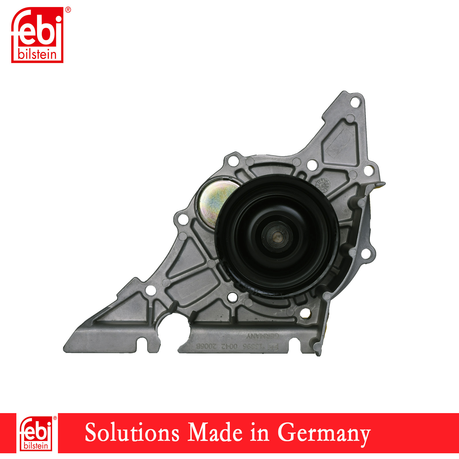 Germany febi audi c5a6 passat b5 field 2.4 2.8 imported water pump dedicated 6 cylinder pump