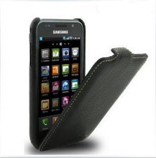 Germany melkco genuine samsung i9000 galaxy s genuine leather slim leather mobile phone case