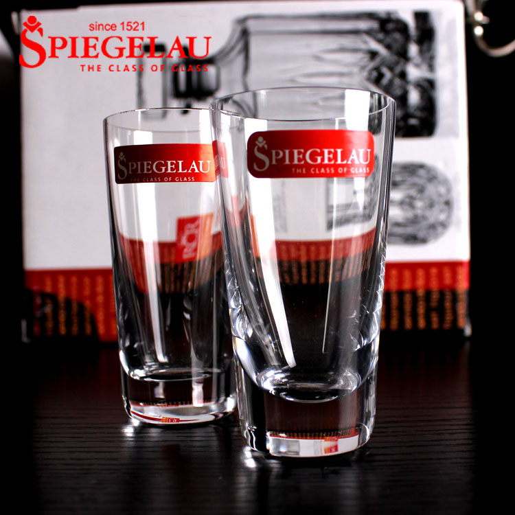 Germany spiegelau poetry cup waikoloa imported crystal glass wine cup small cup a cup of maotai liquor cup