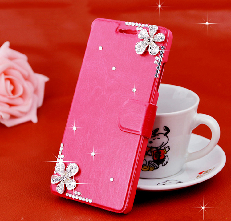 Gionee m5100åªenjoying edition phone shell diamond influx of women gn5002 clamshell mobile phone sets shell holster leather protective sleeve gionee