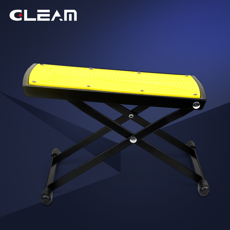 Gleam grim classical guitar footstool guitar pedal guitar pedal/pedal device/tripod/bike