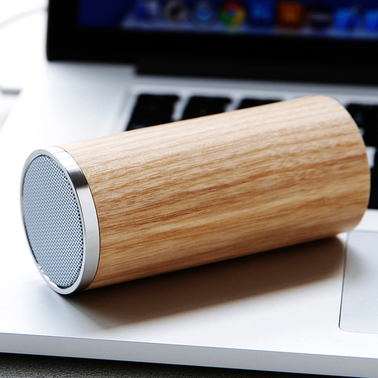 Goes time/fruit times m_1 wood bluetooth stereo mini subwoofer portable mini speaker phone card