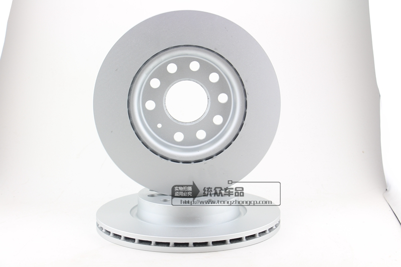 Golf 4/polo polo jinqing accfast/crystal sharp/jetta/sunny brakes front and rear brake disc genuine