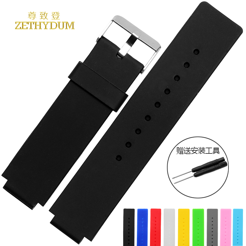 Gordon statue induced Forerunner235 derek garmin outdoor sports to replace the replacement silicone strap watch band