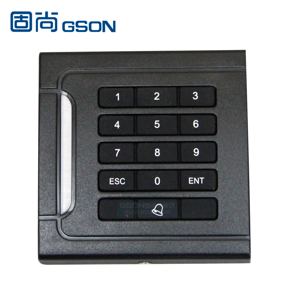 Gson brand independent access one machine card password access control systems access control proximity card access control