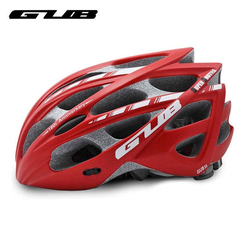 Gub ss mountain bike helmet integrally molded lightweight road bike mountain bike riding bicycle safety helmet men and women