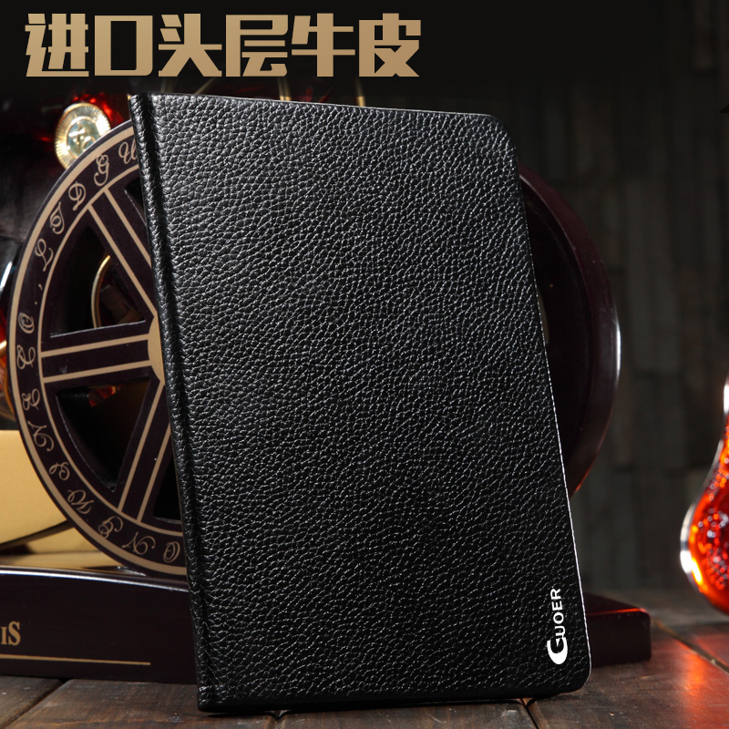 Guoer ipad air2 ipad6 leather protective sleeve apple iPadair6 ipad air protective sleeve korea