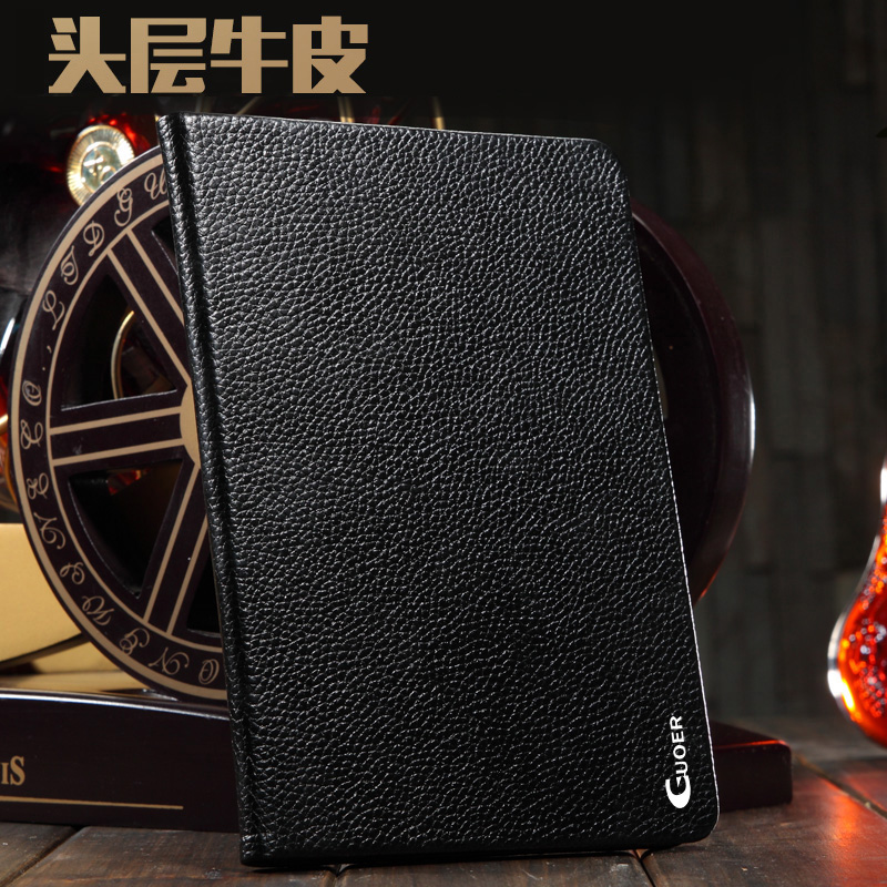 Guoer ipad air2 ipad6 leather protective sleeve ipadair apple ipad air protective sleeve korea