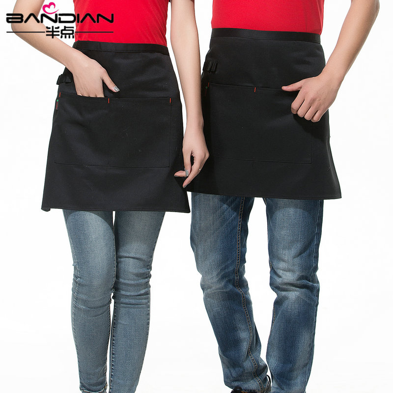 Half of the hotel restaurant chef apron apron waiter aprons aprons overalls restaurant kitchen apron aprons chef service