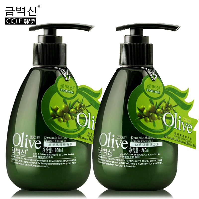 Han yi olive micro stereotypes care wax elastin genuine special moisturizing hair care volume elastin