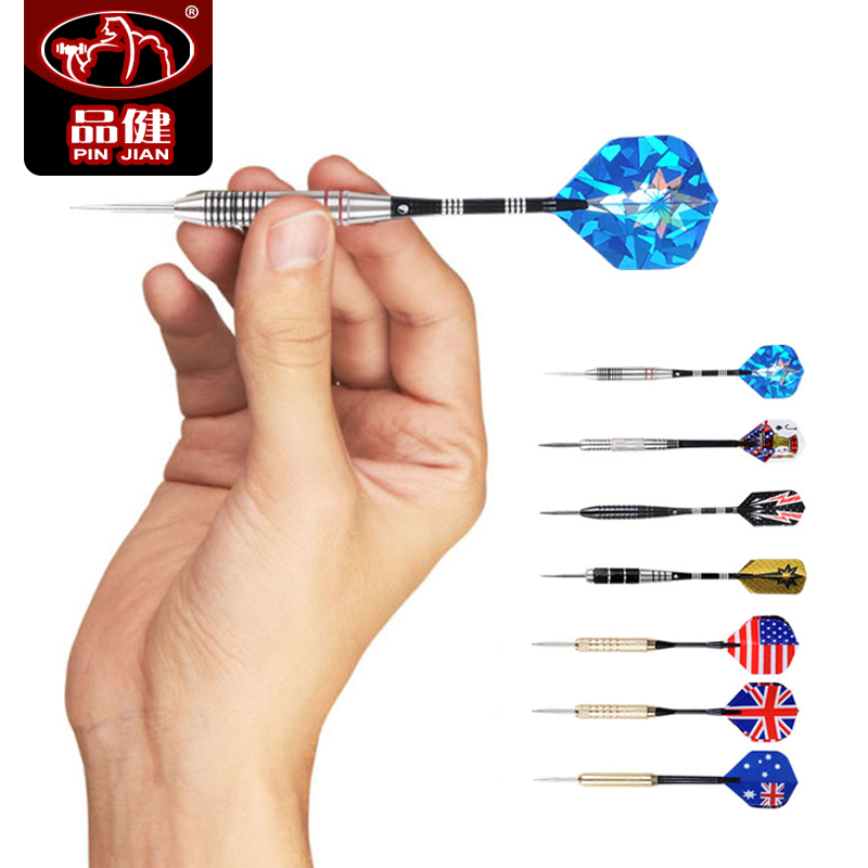 Health products 18 grams of nickel plated aluminum darts darts needle darts dart needle magnetic darts darts rod metal and drop the head