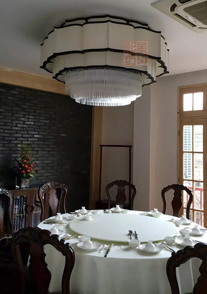 Hee america square new chinese living room ceiling ceiling lamp lights villa club model room hotel booking