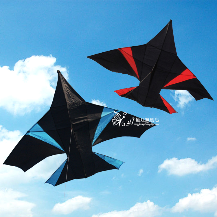 Heng jiang brand weifang kite kite oversized 2.6 m easy to fly kite kite fighter aircraft