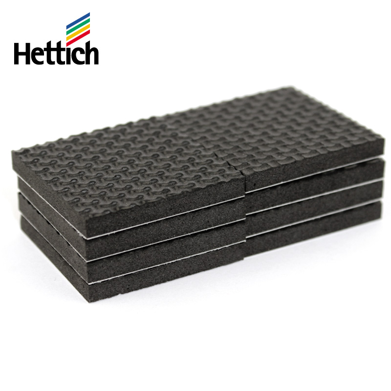 Hettich cabinet foot rubber mats strong sticky pad pad protection pad felt furniture pads sofa foot furniture accessories