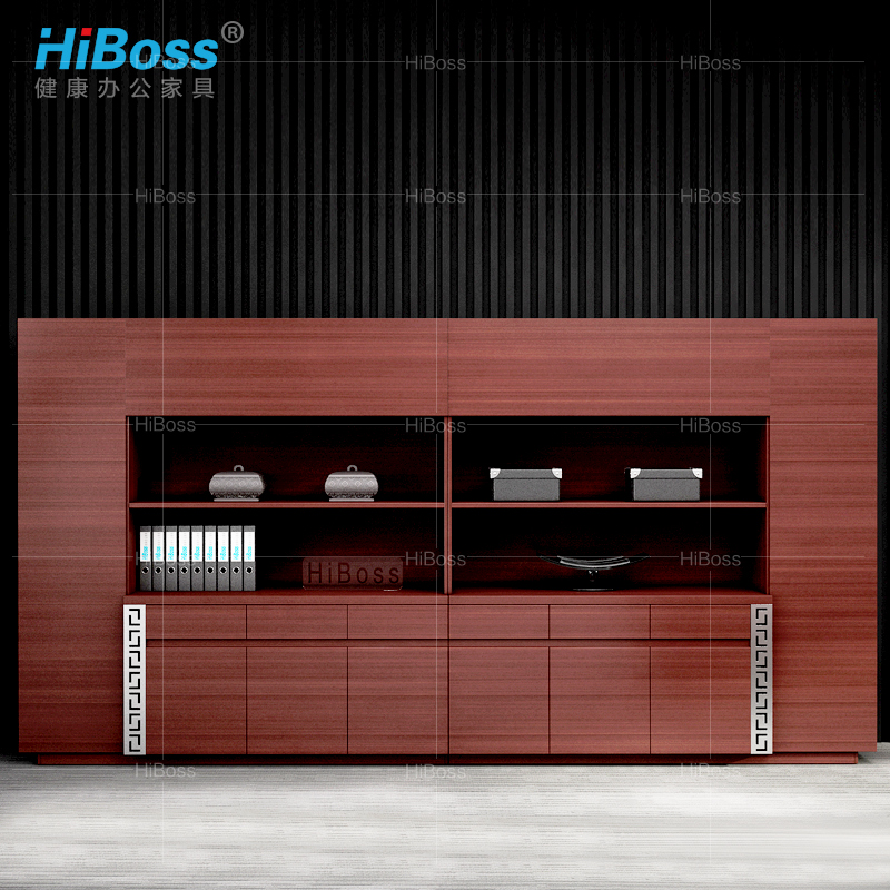 [Hiboss] the managing director of the office furniture file cabinet office cabinet office file cabinets oil paint