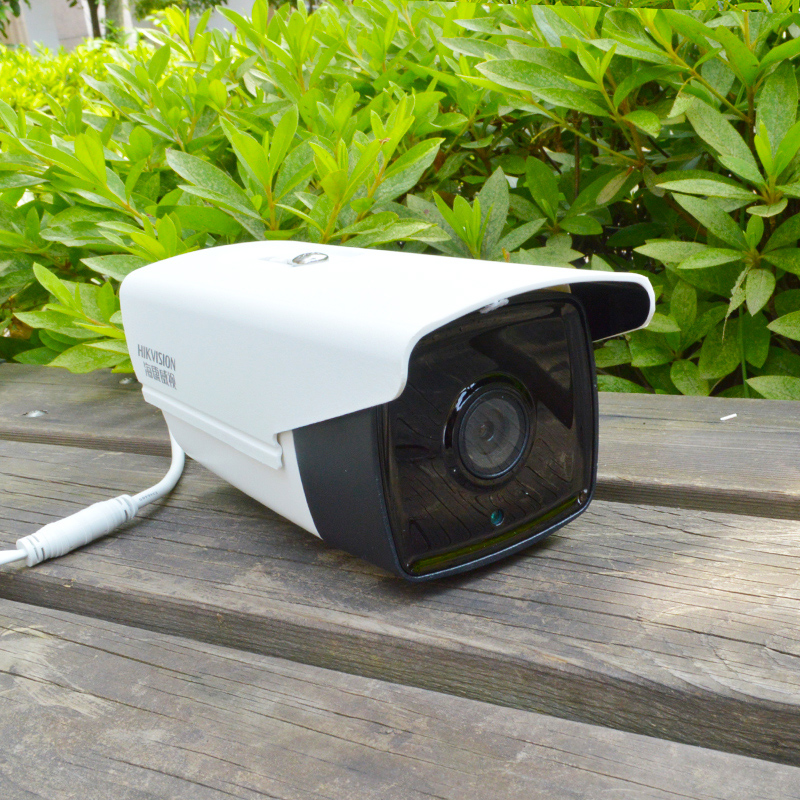 Hikvision ds-2cd2t10d-i51.3 millionä¸tubular infrared camera 1.3 million p project dedicated