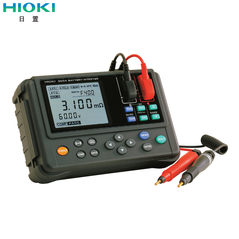 Hioki/hioki 3554/3555 ups battery tester battery tester original warranty for three years
