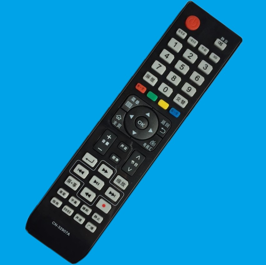 Hisense 3d tv remote cn-32907a led47k560nx3d original model