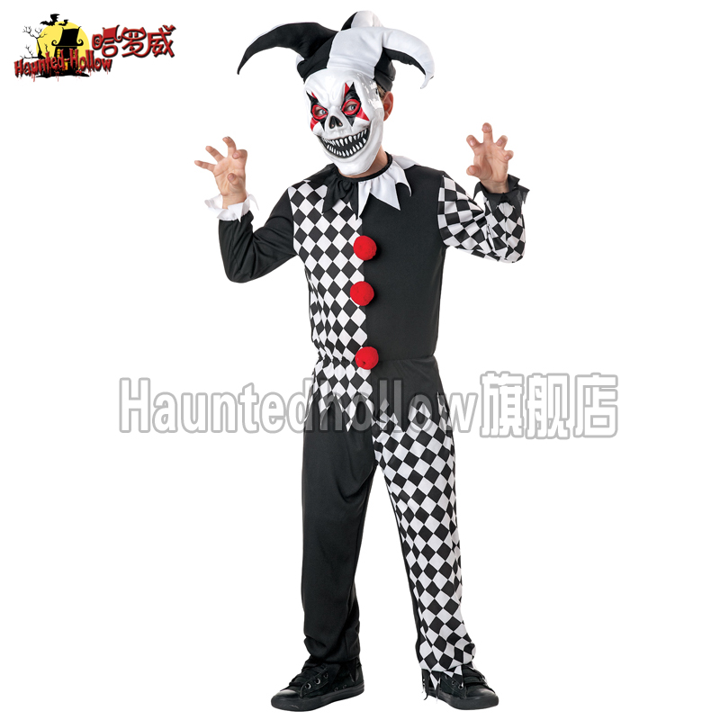 Holloway halloween party halloween masquerade costume cosplay costumes for children small ch'ou E2880