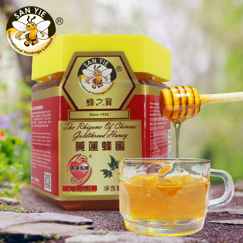 Hong kong's imports eu food standards silence natural wild bee honey 50g original ecology of natural mature