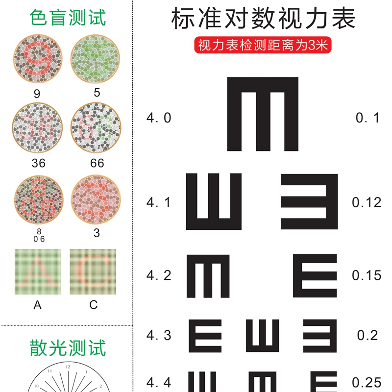 China Eye Color Chart China Eye Color Chart Shopping Guide At