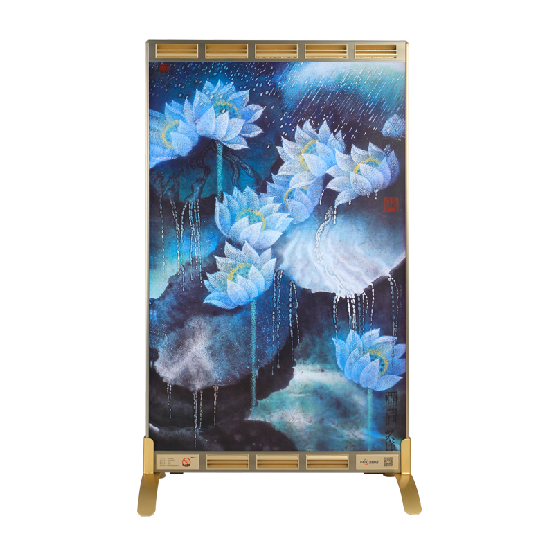 Hot liesl far infrared electric heating electric heating warm wall murals painted electric heating carbon crystal electric hot plate wall hanging
