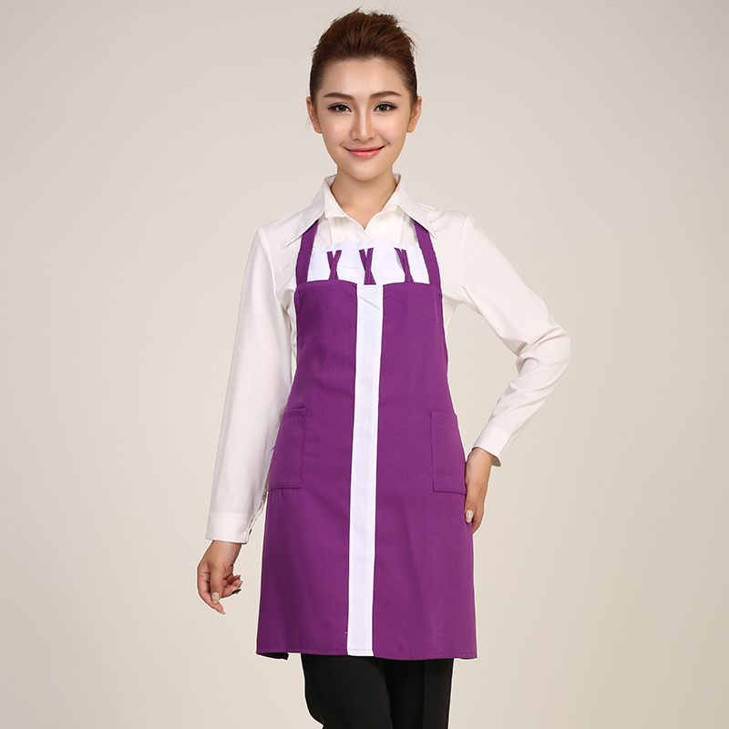 Household cleaning apron restaurant waiter aprons aprons korean fashion cute overalls custom printing
