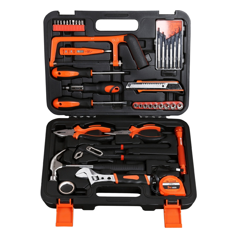 Huafeng giant arrow home repair hardware tool set household tool kit electrician tool set kit combination