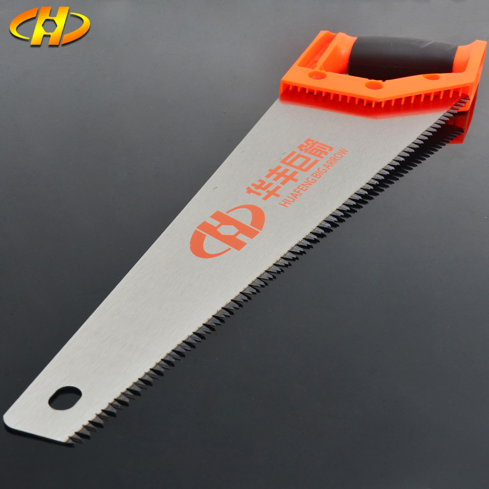 Huafeng giant arrow tool pull hand saw hand saw woodworking woodworking panel saw woodworking saws hand saws hacksaw wooden tool Handsaw