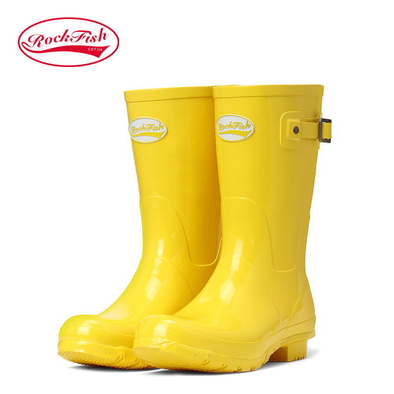 I wish to request the honor of new england spring and summer fashion rain boots tube ms. water shoes slip duantong female tide yourgumbootsand