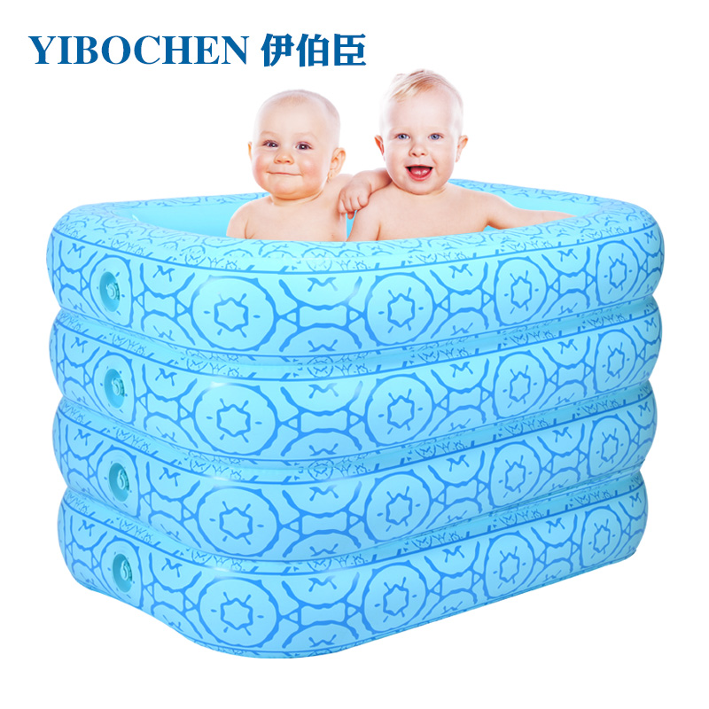 Iberian minister thicker insulation oversized family inflatable swimming pool baby pool baby pool infants and young children