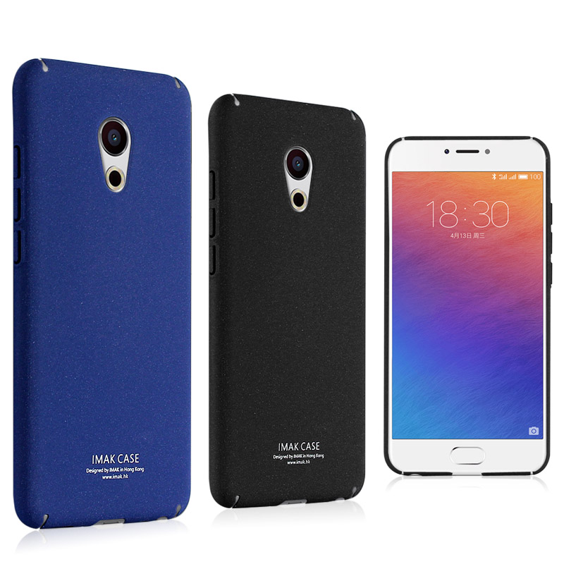 Imak meizu pro6 pro6 POR6 phone shell protective sleeve shell popular brands for men and women postoperculum thin grinding sand hard shell