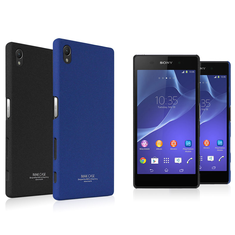 Imak sony xperia z5 z5 z5 e6603 phone shell mobile phone sets matte hard shell thin protective shell