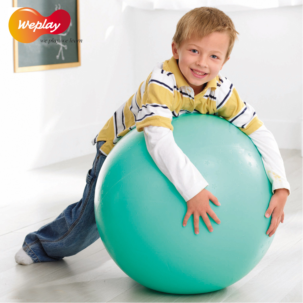 Imported from taiwan weplay kindergarten sensory integration equipment not allergic children toys children play yoga ball