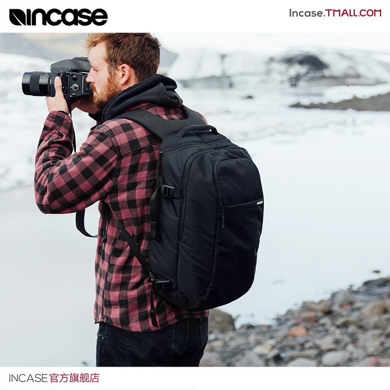 Incase 15 inch macbook pro pack slr dslr professional shoulder camera bag camera bag