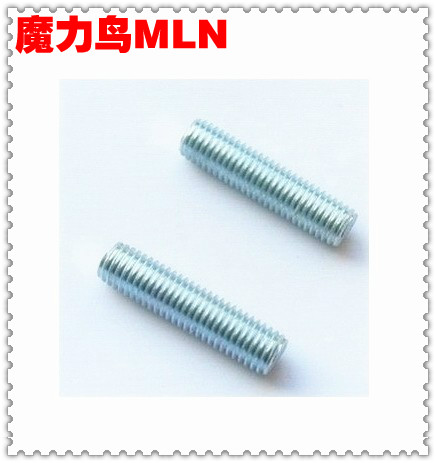Inch galvanized screw 5/16-18 inch galvanized stud 5/16-18 inch galvanized screw bolt 5/16 -18