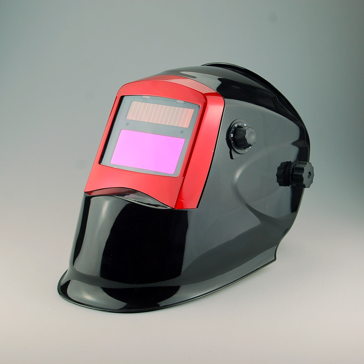 Independent design automatic lcd darkening welding helmet tig welding machine for a long time WH8511 black