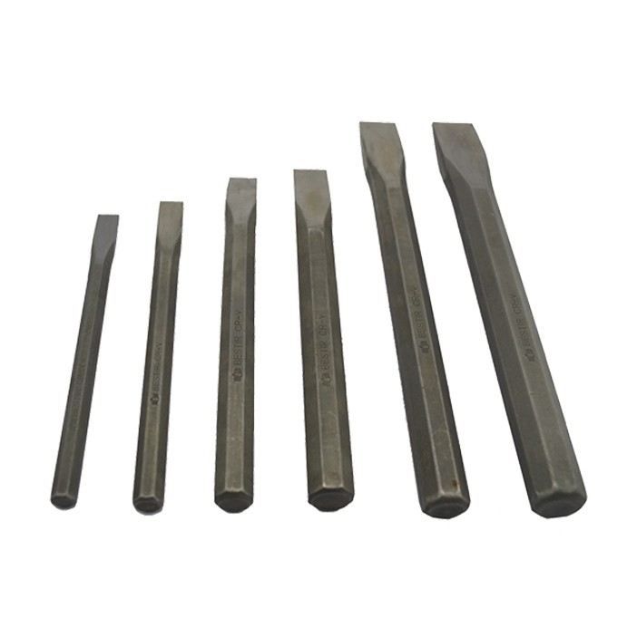 Indian eagle benchwork steel flat chisel chisel chisel steel chisel chisel flat chisel stone quarry workers chisel flat iron zaozao dedicated front steel chisel