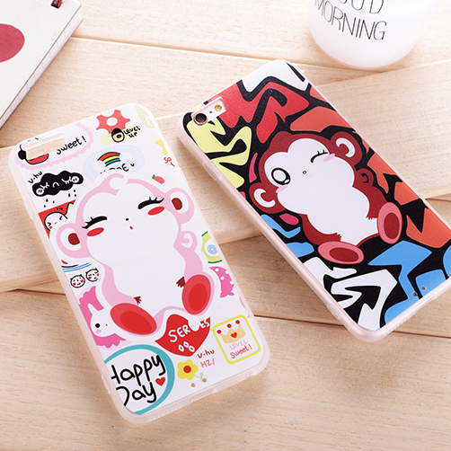 Iphone6plus/5se 6sPlus apple phone shell frosted silicone cover the whole package tide brand 63,1 fangshuai 5.5