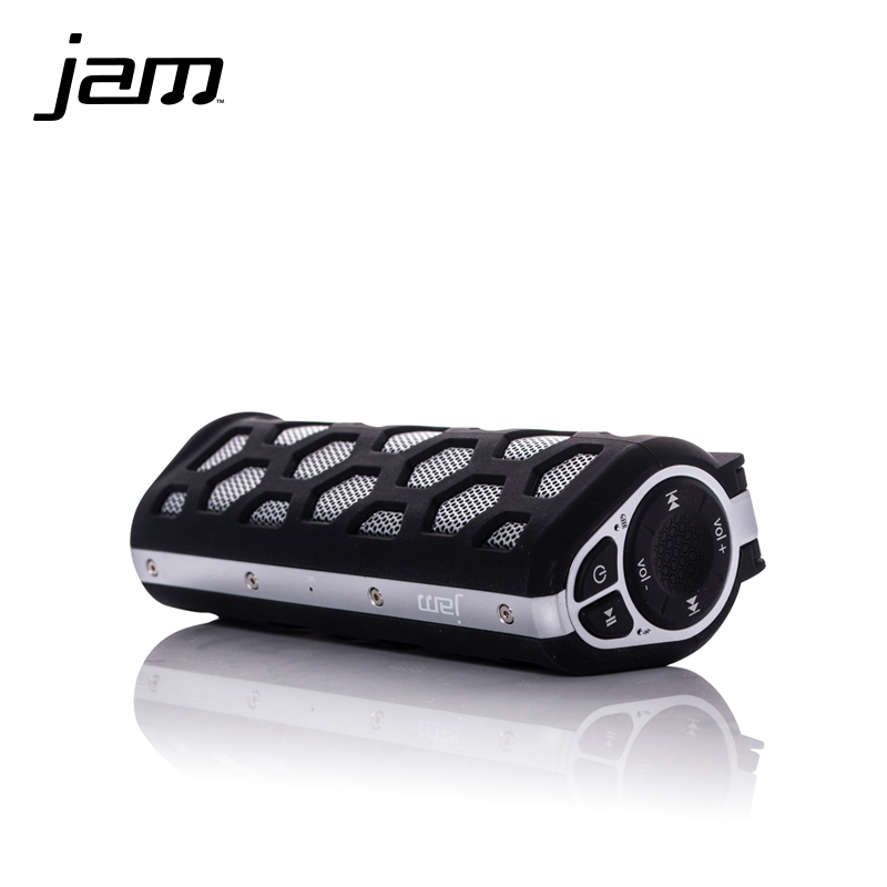Jam HX-P710 wireless bluetooth speaker metal waterproof outdoor portable stereo speaker stereo subwoofer