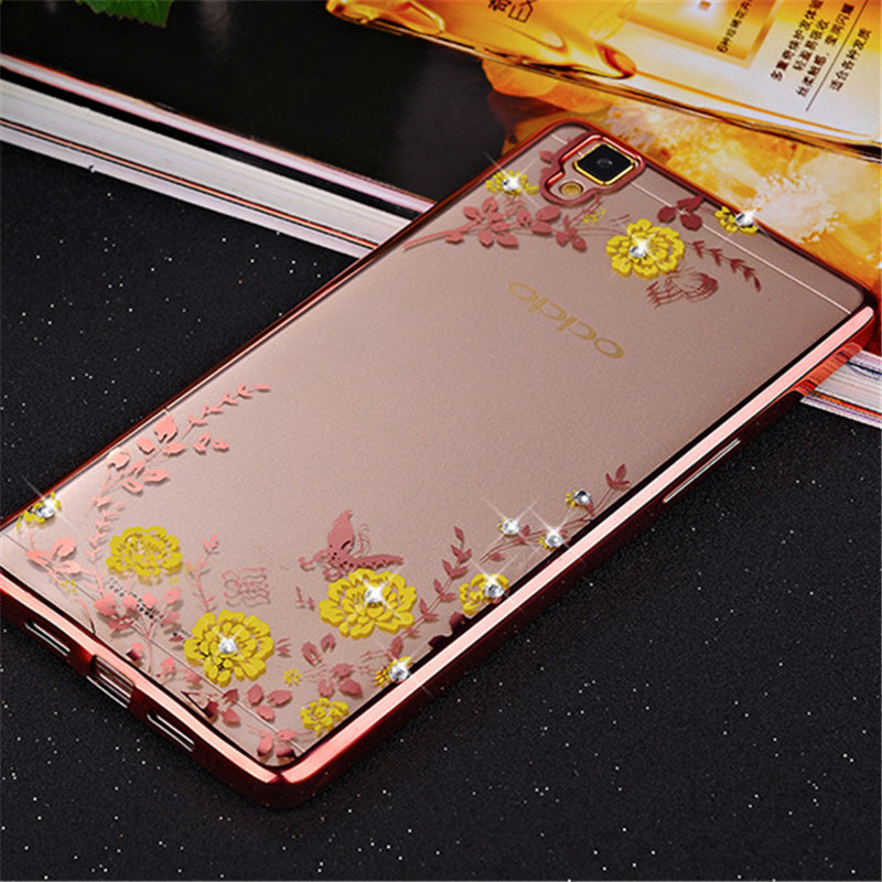 Jane charm oppo R7T R7C r7 r7s R7plus R7ST mobile phone shell sets of silicone transparent protective coat