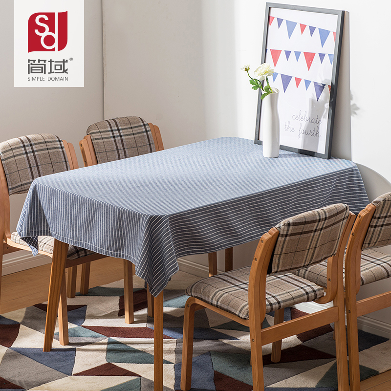 Jane domain fashion pastoral tablecloth fabric table cloth tablecloth round table square table coffee table coffee table linen table cloth table mats